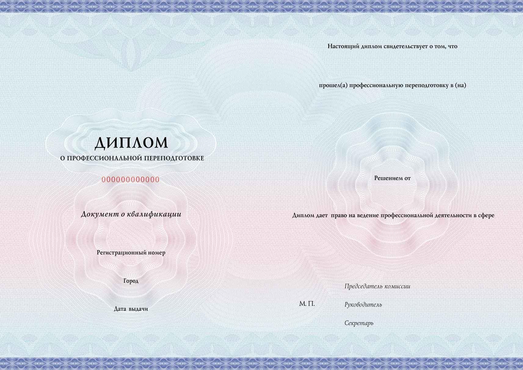 Курс Финансовый и Налоговый консультант Диплом